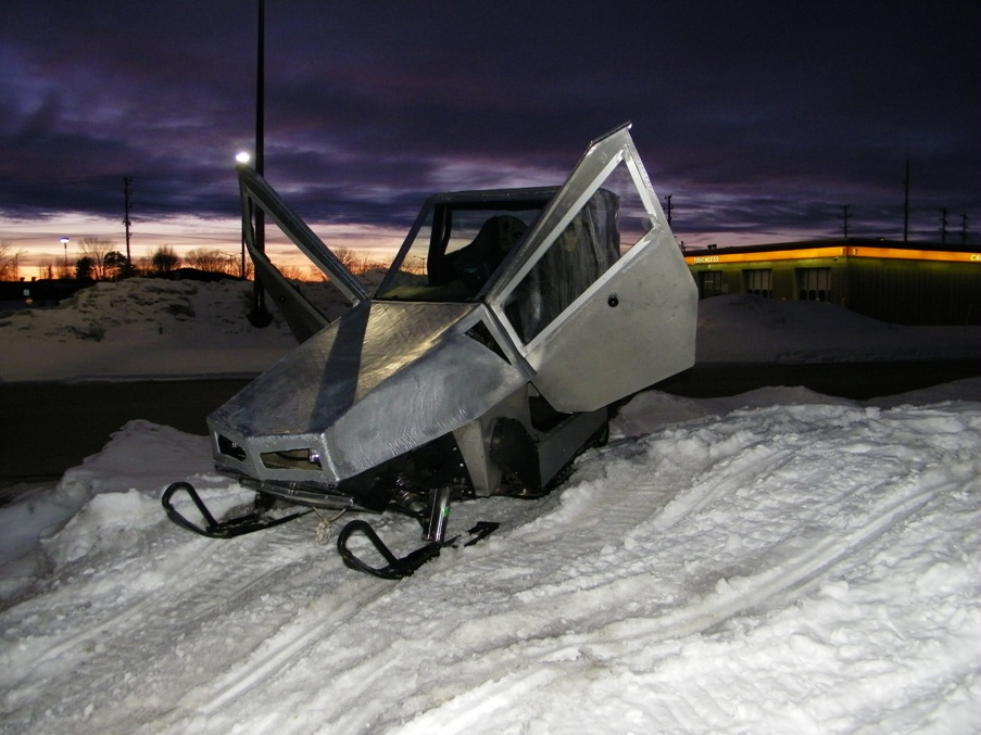 Snowmobile Cabs-3