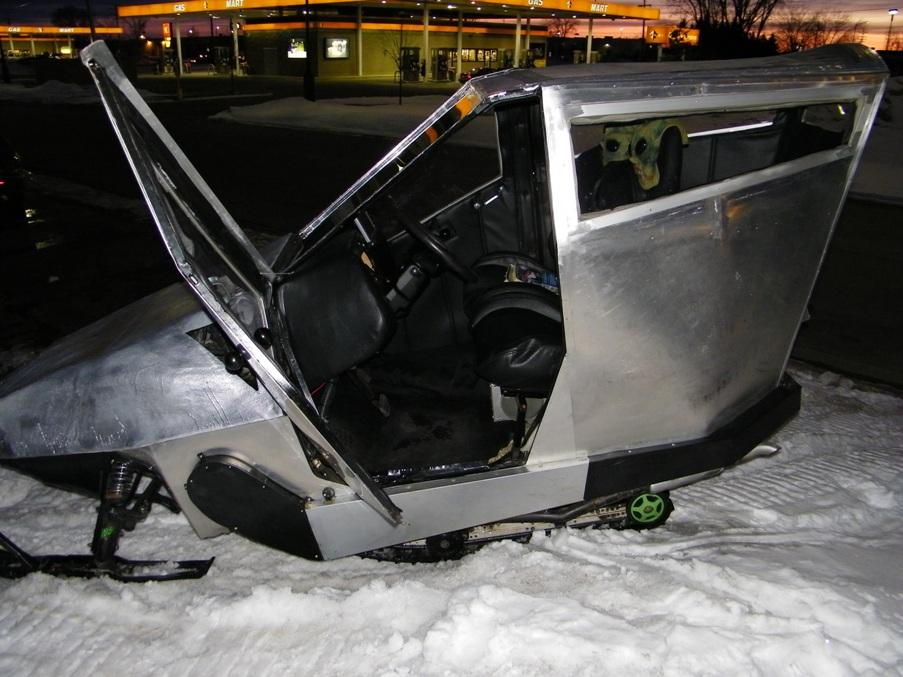 Snowmobile Cabs-4