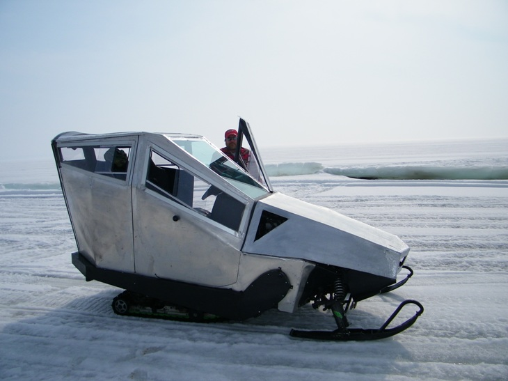 Snowmobile Cabs-5