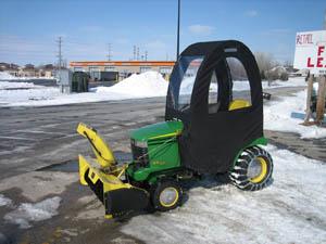 Tractor Bug Cab-2
