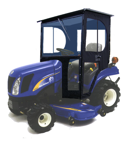 newholland cab