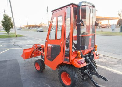 kubota-bx2380-cab-full-steel-enclosure-back-min