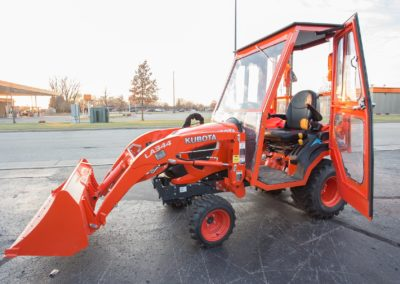 kubota-bx2380-cab-full-steel-enclosure-dooropen-min