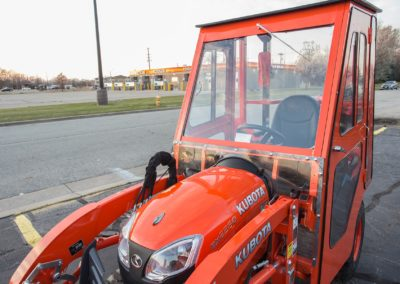 kubota-bx2380-cab-full-steel-enclosure-front-min