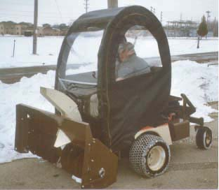 Side By Side Atv >> Grasshopper Cab - ATV Cabs LLC